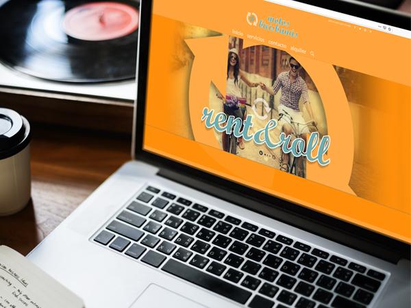 páginas WEB y diseño GRÁFICO Tobalina y más